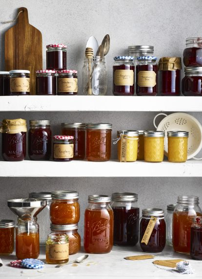 Jam Making Jars