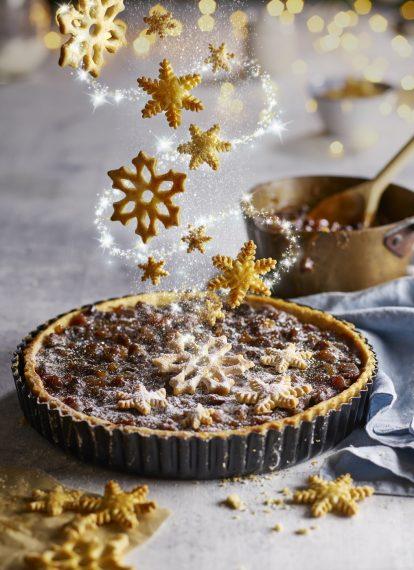 Mince Pie Tart
