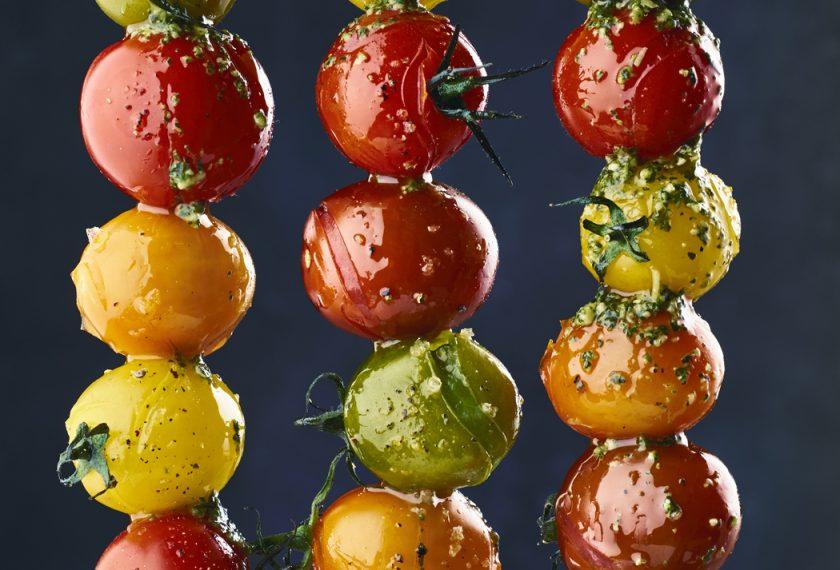 Tomato Kebabs